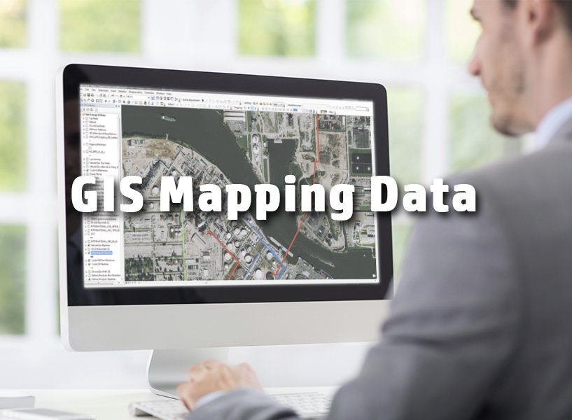 Rextag GIS Mapping Data