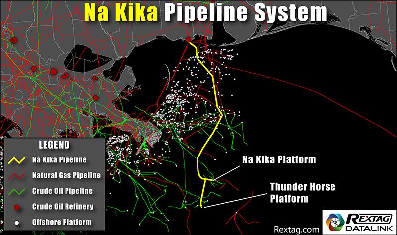 Na Kika Pipeline System