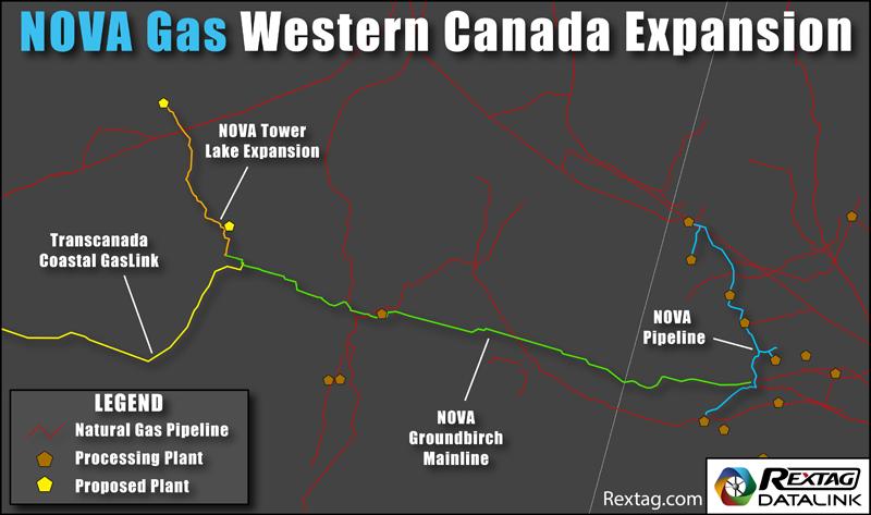 NOVA Gas Western Canada Expansion